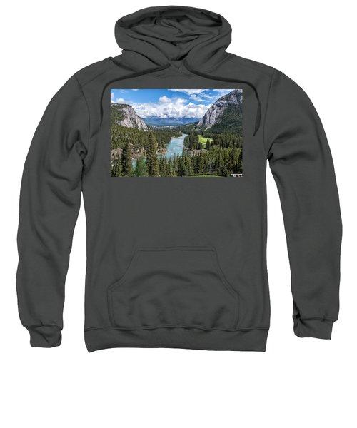 Banff - Golf Course Sweatshirt