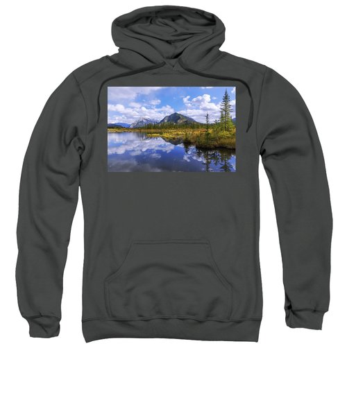 Banff Reflection Sweatshirt
