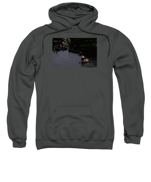Bangkok Floating Market Sweatshirt