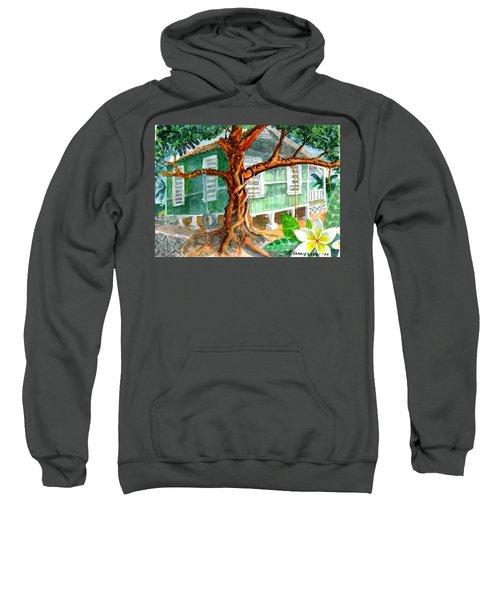 Banyan In The Backyard Sweatshirt
