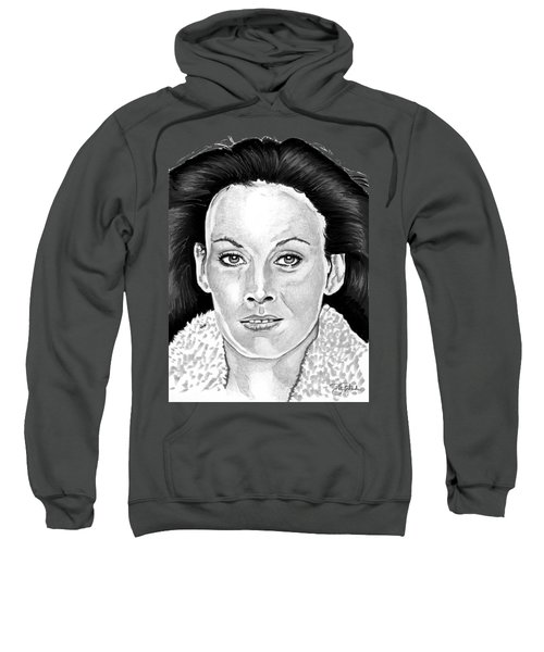 Barbara Leigh Actress Sweatshirt
