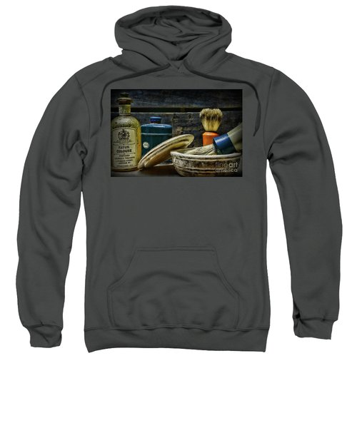Barber-vintage Cologne And Shave By Royal Appointment  Sweatshirt