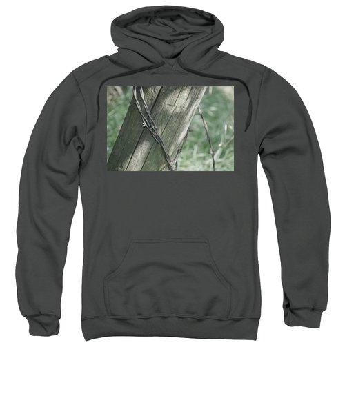 Barbwire Shadow Sweatshirt