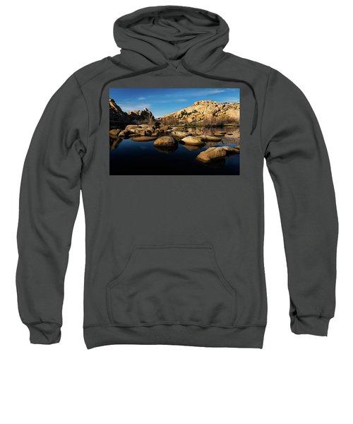 Barker Dam Lake Sweatshirt
