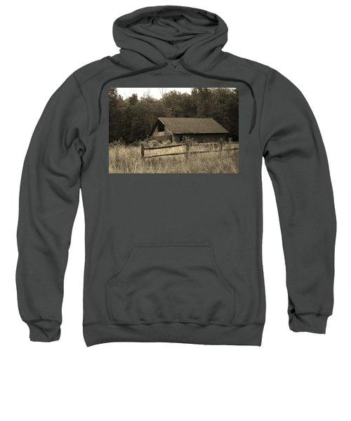 Barn And Fence Sweatshirt