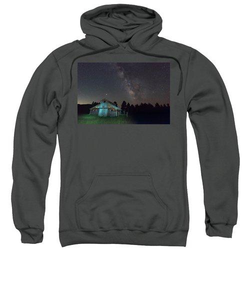 Barn In Rocky Sweatshirt
