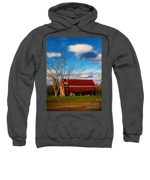 Red Roof Barn 2 Sweatshirt