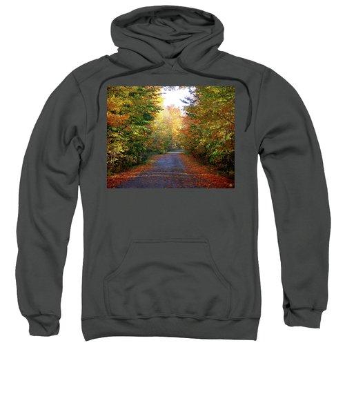 Barnes Road - Cropped Sweatshirt