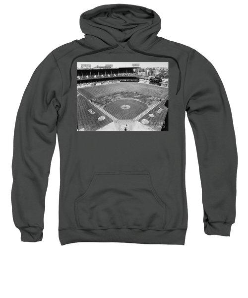 Baseball Game, C1953 Sweatshirt