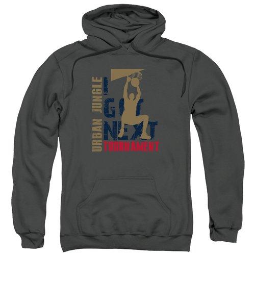 Basketball I Got Next 4 Sweatshirt by Joe Hamilton