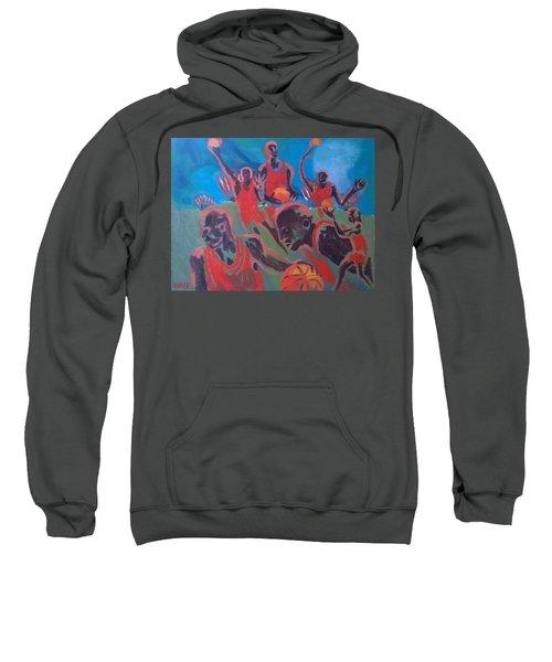 Basketball Soul Sweatshirt