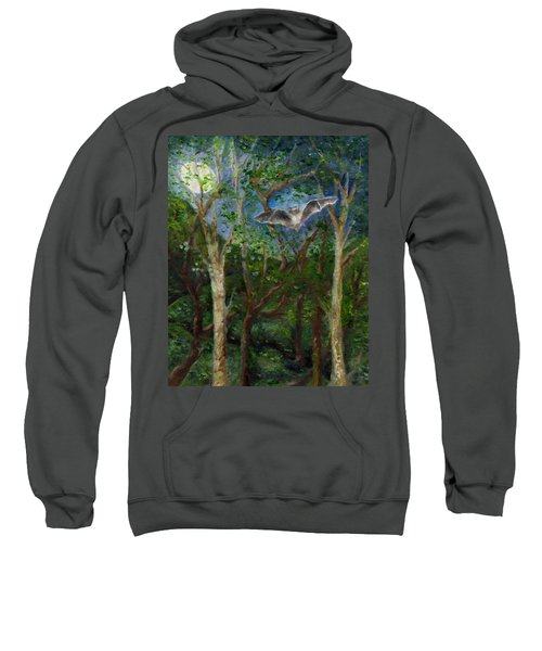 Bat Medicine Sweatshirt