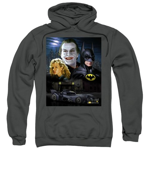 Batman 1989 Sweatshirt