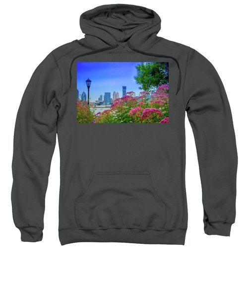 Battery Park Blooms Sweatshirt