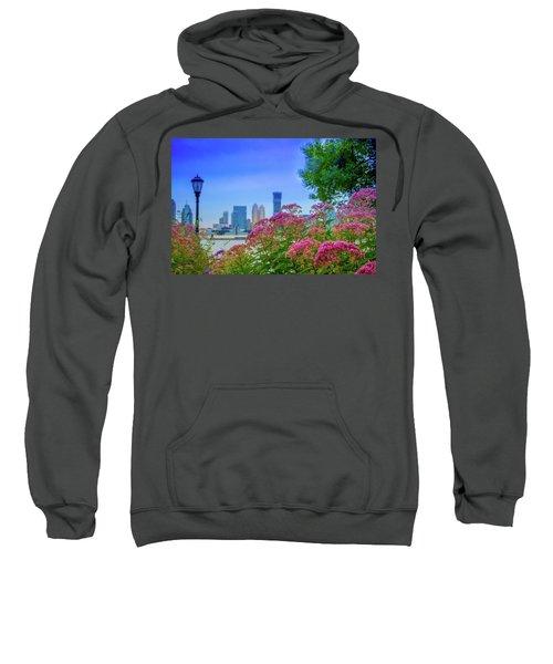 Battery Park Blooms Sweatshirt