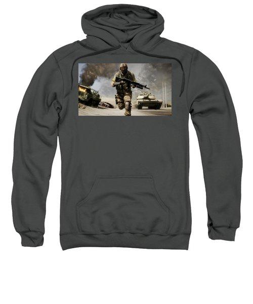Battlefield Bad Company 2 Sweatshirt