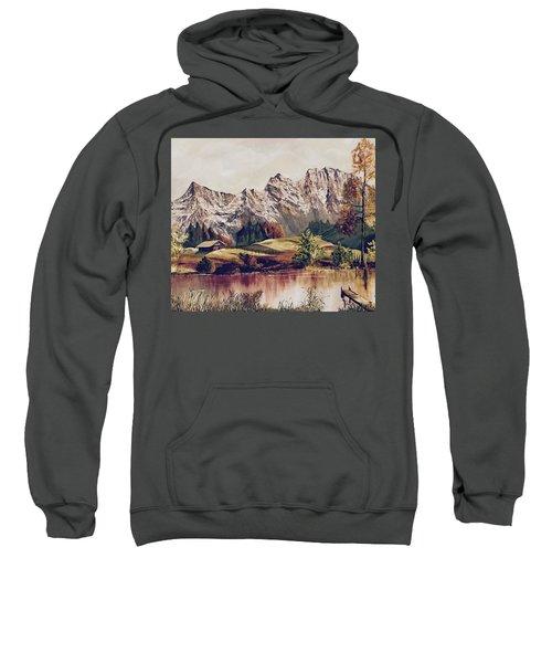 Bavarian Landscape Sweatshirt