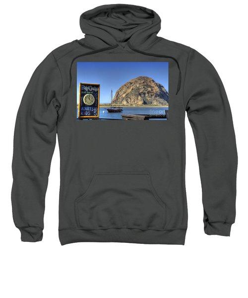 Bay Cruise At 11 Sweatshirt