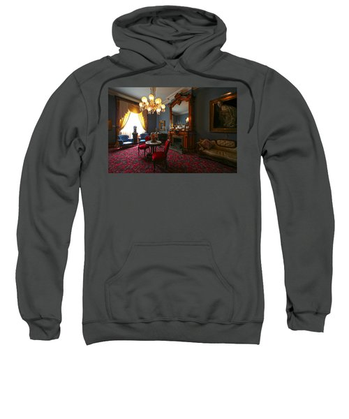 Be Gone Before Nightfall Sweatshirt