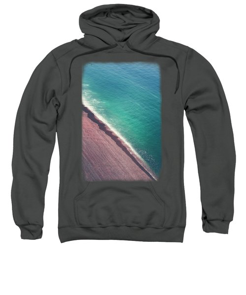 Beach Aerial Sweatshirt