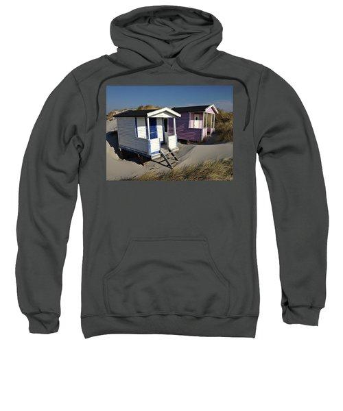 Beach Houses At Skanor Sweatshirt