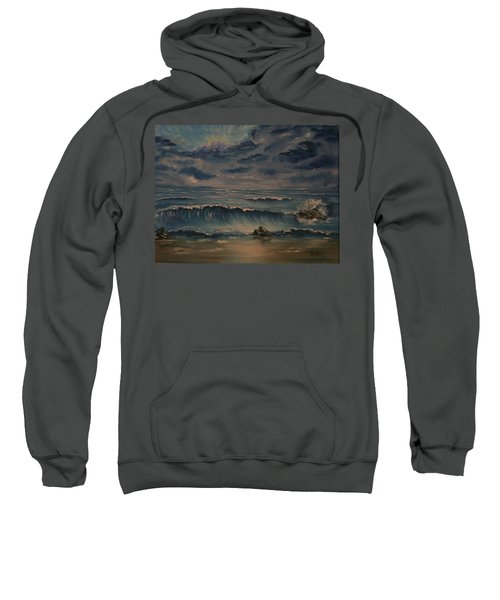 Beach Scene Sweatshirt