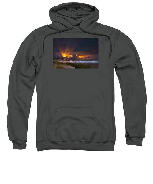 Beach Sunrise Sweatshirt