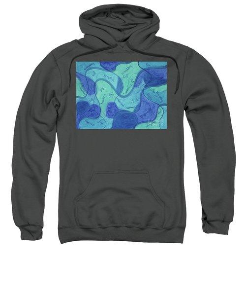 Beachy Three Sweatshirt