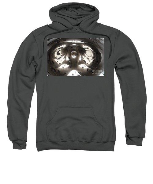 Bean Abstract No. 1 Sweatshirt