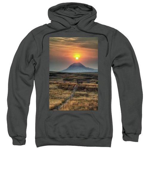 Bear Butte Smoke Sweatshirt