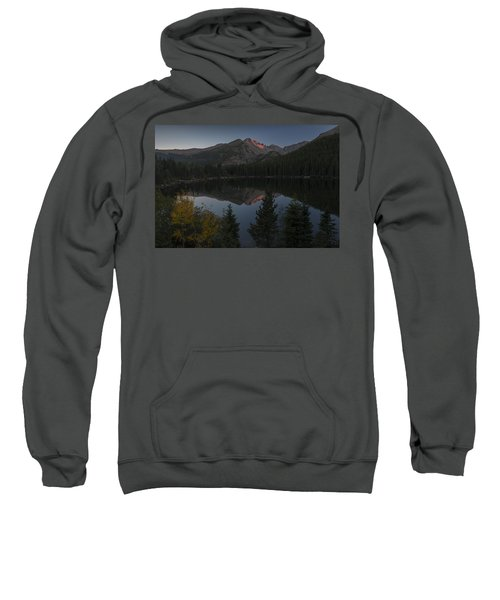 Bear Lake Sweatshirt by Gary Lengyel