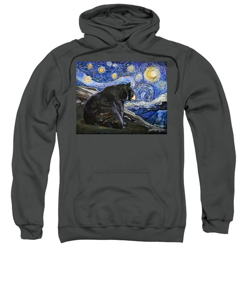 Beary Starry Nights Sweatshirt