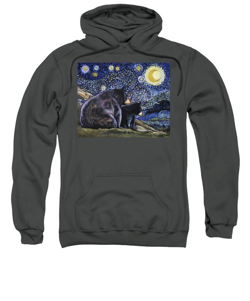 Beary Starry Nights Too Sweatshirt