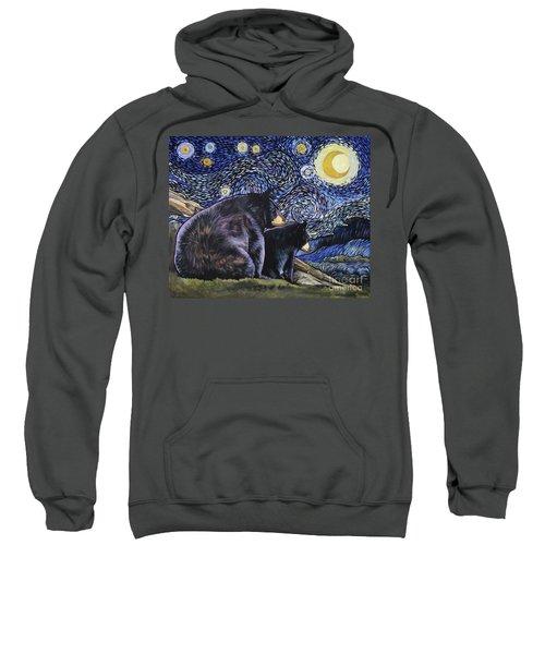 Beary Starry Nights Too Sweatshirt