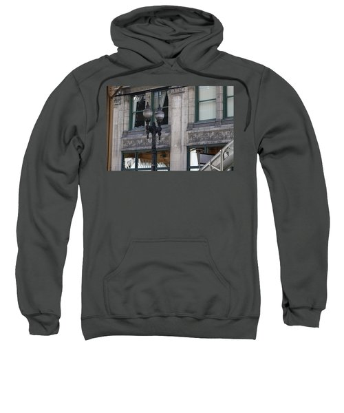 Beautiful Chicago Gothic Grunge Sweatshirt