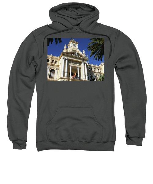 Beautiful Malaga City Hall Sweatshirt
