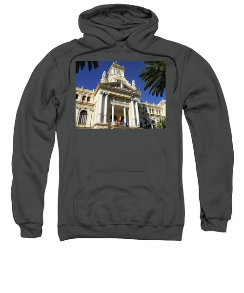 Beautiful Malaga City Hall Sweatshirt