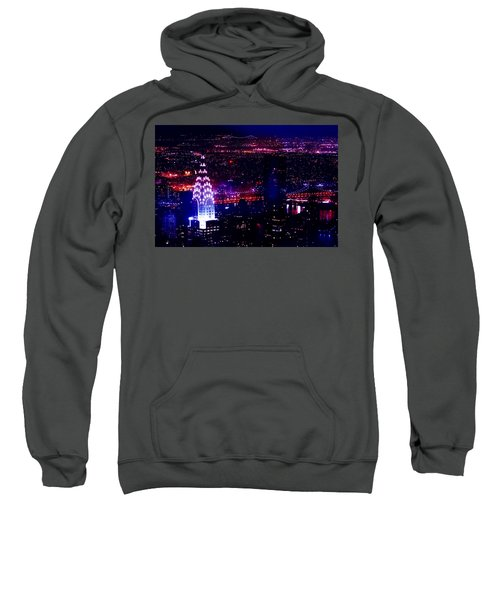 Beautiful Manhattan Skyline Sweatshirt