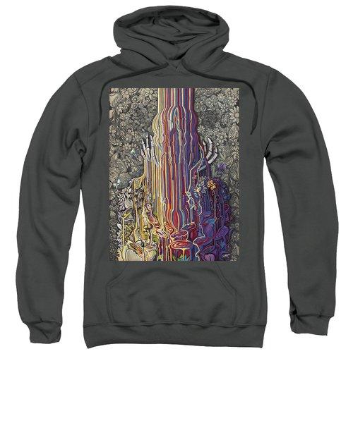Beautiful Meltdown Sweatshirt