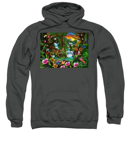 Beautiful Rainforest Sweatshirt