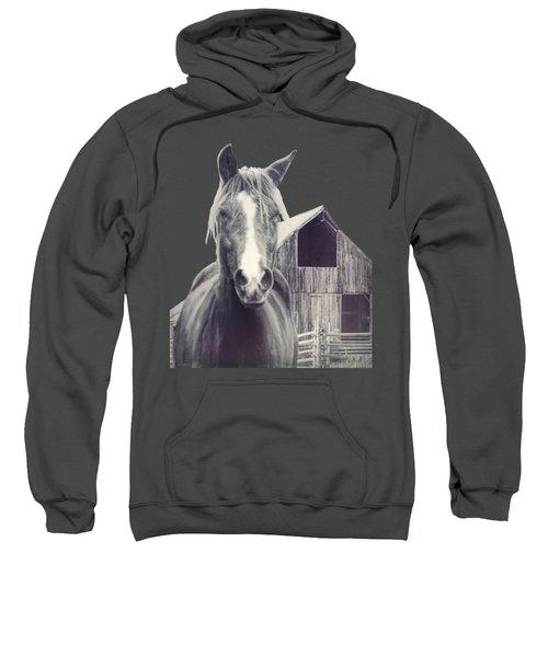 Beauty And The Barn Sweatshirt