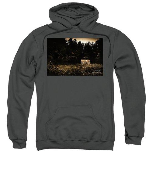 Beauty In Dilapidation Sweatshirt