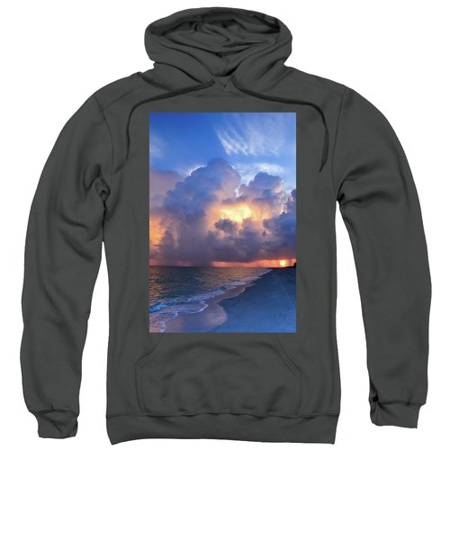 Beauty In The Darkest Skies II Sweatshirt