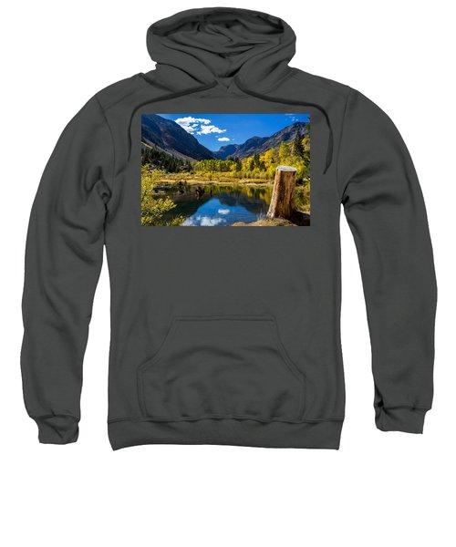 Beaver Pond Sweatshirt