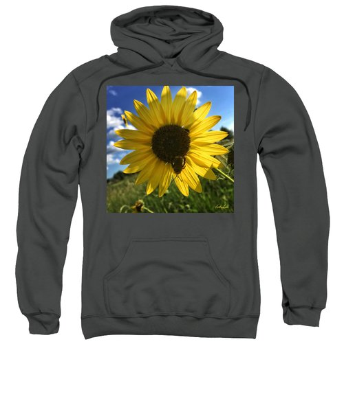 Bee And Sunflower Sweatshirt