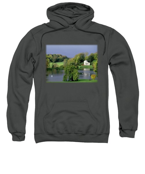 Before The Storm Sweatshirt by Jon Delorme