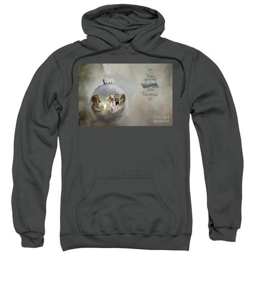 Believe In The Magic Of Christmas Sweatshirt