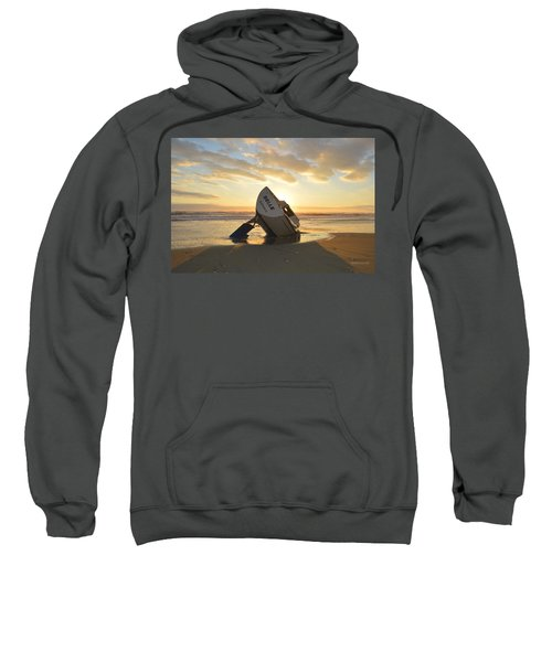 Belle At Sunrise Sweatshirt