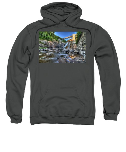 Below The Dam Sweatshirt