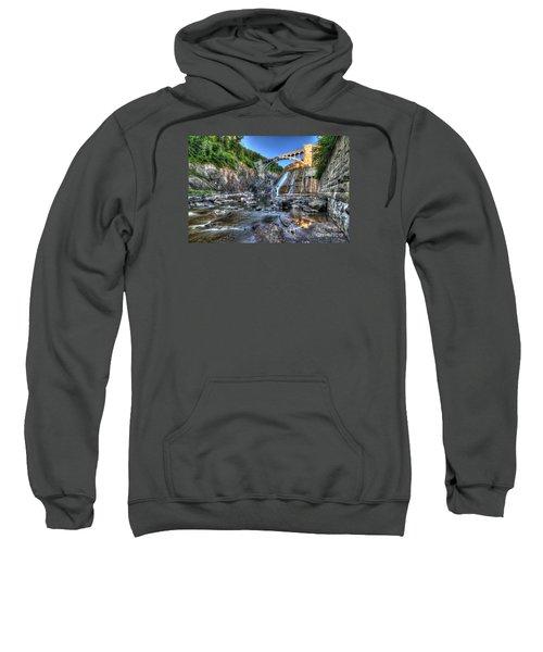 Below The Dam Sweatshirt